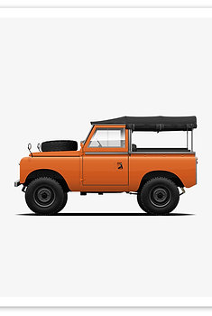Series iiA - Orange
