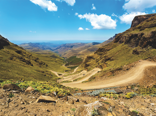 Lesotho, done and Dusted