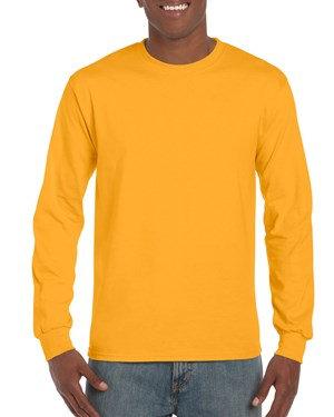 Gildan Ultra Cotton Long Sleeve (Bright Colors)