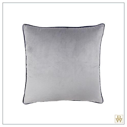Paoletti 'Meridian' Velvet Cushion 55x55cm