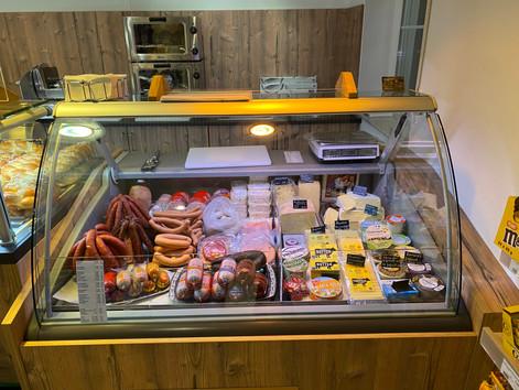 Wurst & Käse aus der Region