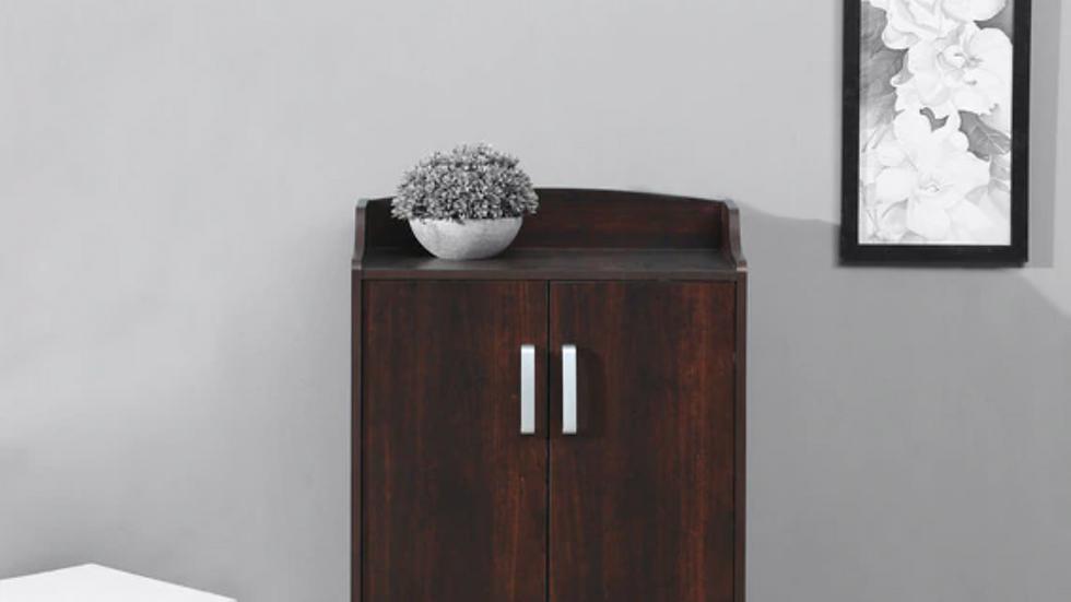Cortez 2 Door Shoe Cabinet