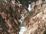Chute Yellowstone - Usa