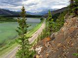 Athabasca river - Canada