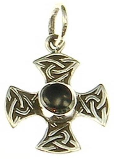 Keltisches Kreuz klein mit knoten
