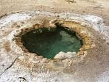 Geiser - Yellowstone - Usa