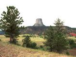 Devil tower - Montana - Usa