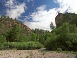 Cliff dwellinge - Usa
