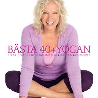 Bästa 40+yogan, challe lundholm