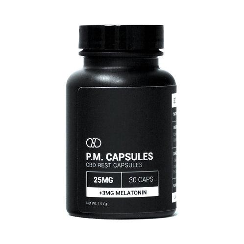 Infinite Isolate CBD P.M. Capsules 25mg/30 count