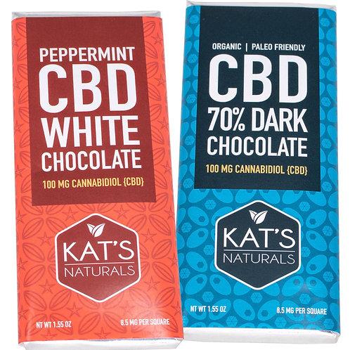 Kat's Natural's CBD Chocolate