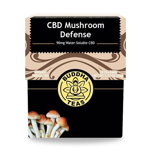 CBD Buddha Tea Mushroom Defense
