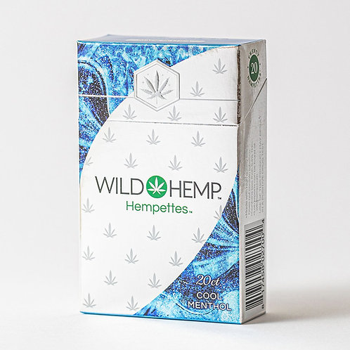 Wild Hemp Hempettes Cool Menthol