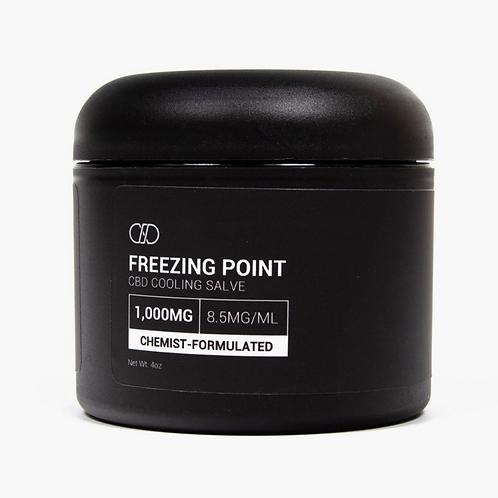 Infinite 1000mg Freezing Point Salve
