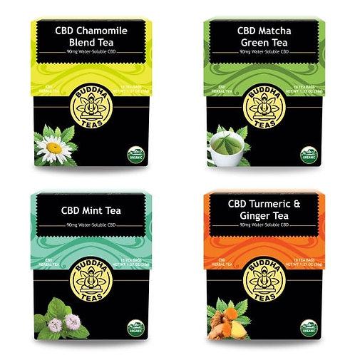 CBD Buddha Tea's
