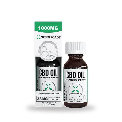 Greenroads 1000MG Oil