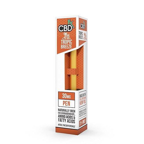 CBD fx Tropic Breeze 30mg Vape Pen