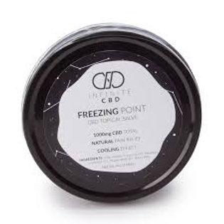 Infinite 1000mg Freezing Point Salve Tin