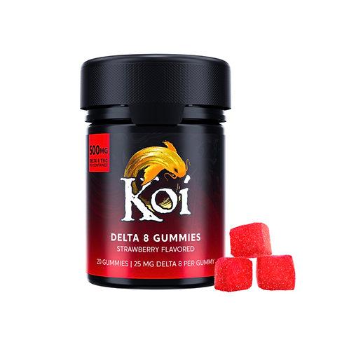 Koi Delta 8 THC Gummies