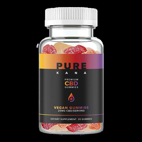 Pure Kana CBD Gummies 500mg