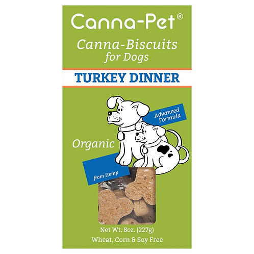 Canna Biscuits for Dogs Turkey