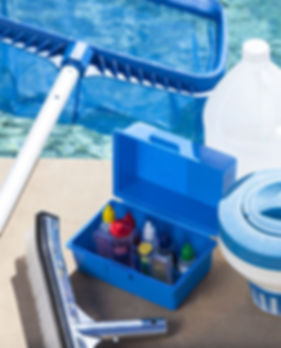 Swimming pool Chemical Level Test Kit