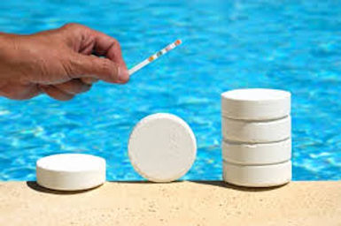 Swimming Pool Chemical Level Test Strip