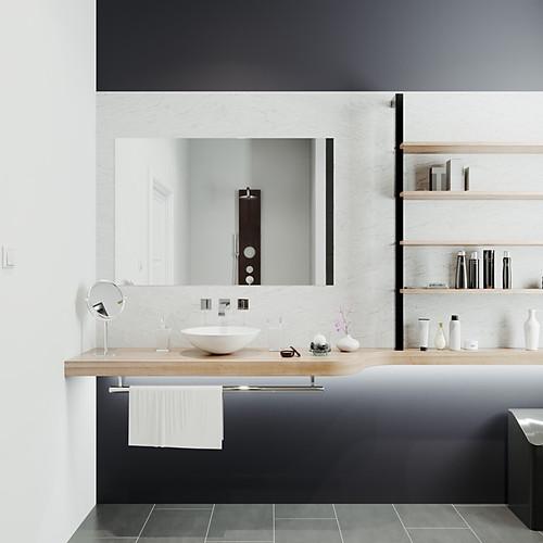 Minimalist Style Bathroom