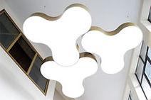 Ceiling Stretch ceilings Dubai | Translucent ceiling - UAE | Translucent stretch ceilings