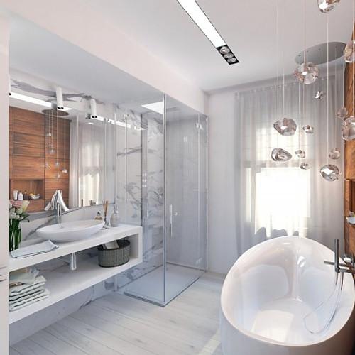 Unique Style Bathroom
