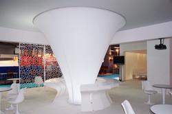 stretch ceiling translucent