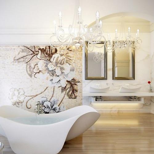 Ultra Luxury Style Bathroom