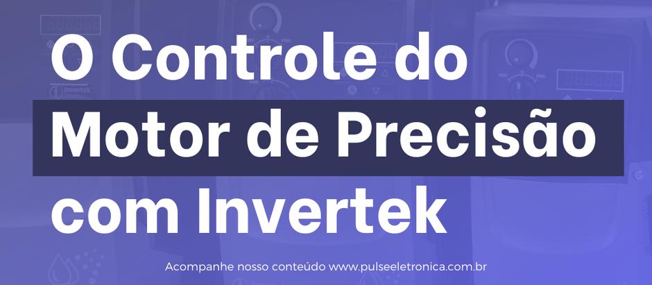 O Controle do Motor de Precisão com Invertek Drives