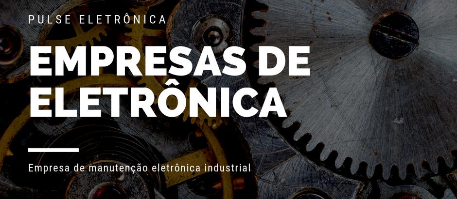 Empresas de Eletrônica Industrial