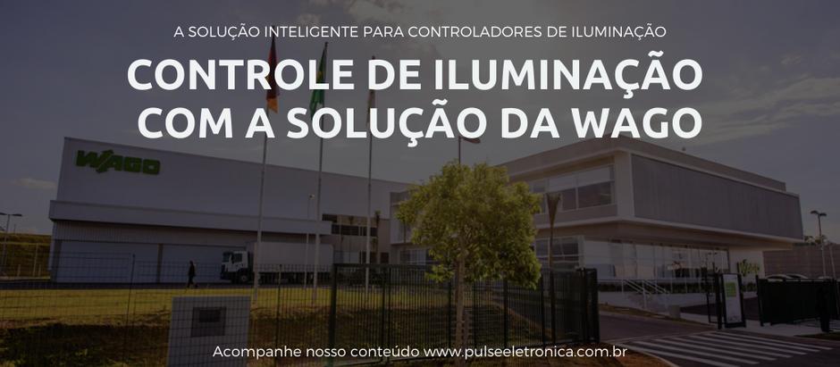 Controle de Iluminação com a Solução da WAGO