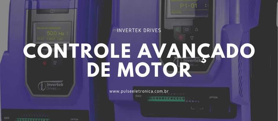 Controle Avançado de Motor com Invertek Drives