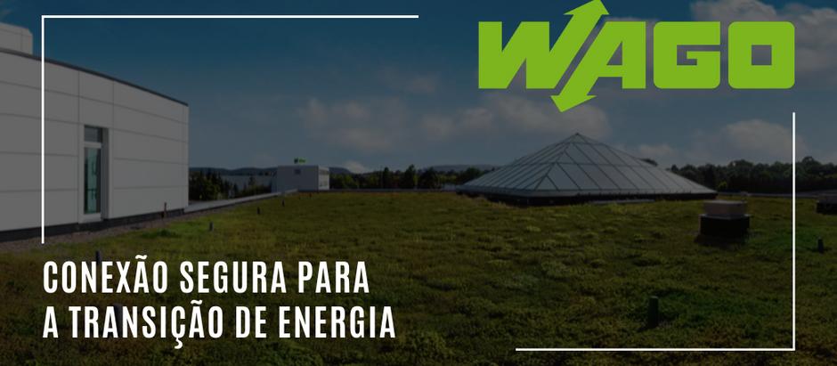 Conexão Segura para a Transição de Energia com a Solução da WAGO