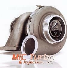Borg Warner S464 Turbo T6 1.10 A/R Detroit 11.1L 60 Series 350 HP Turbocharger