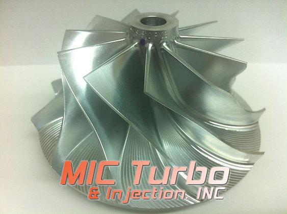 MIC-S300SX-66R 11 Blade Billet Compressor Wheel