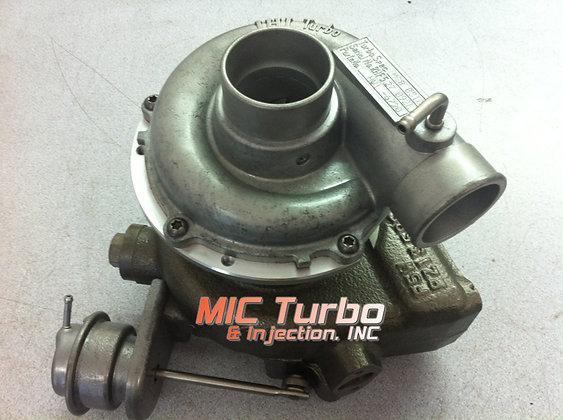 MG8-0211 HW1-6720 Honda Aquatrax Turbocharger