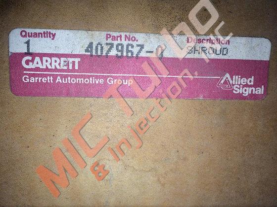 Garrett Wheel Shroud 407967-0000 Heat Shield