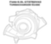 Ford 6.0L GT3782VAS Powerstroke Turbocharger Installation Guide, Turbo Installtion Instructions