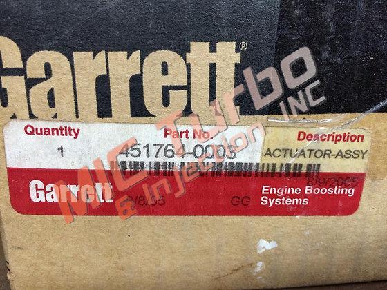 Garrett BTG75 Wastegate Actuator 451764-0003