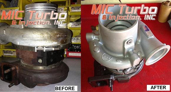 HOLSET Turbocharger HE551V  HE561V Rebuild SERVICE