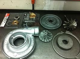 Turbo repair kits, turbo compressor wheels, turbo seal plates, turbo heat shields, turbo rebuils, turbo repairs, marine turbocharger rebuilds, marine turbo repairs, holset turbo sales, Industrial turbo rebuilds, turbocharger rebuilds, turbocharger upgrades