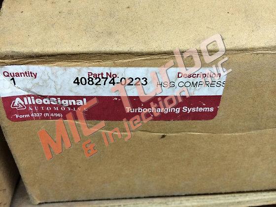 Garrett T04B Turbo Compressor Housing 408274-0223