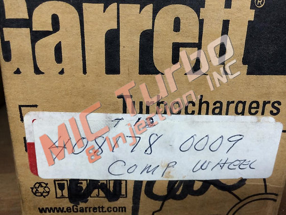 Garrett T12 Turbo Compressor Wheel 408178-0009