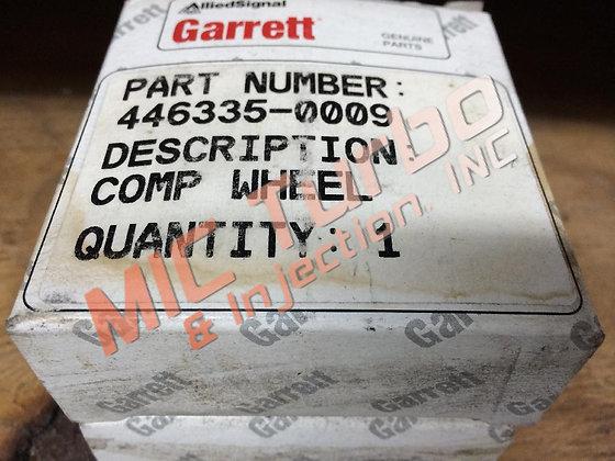 Garrett T2 T25 Turbo Compressor wheel 446335-0009