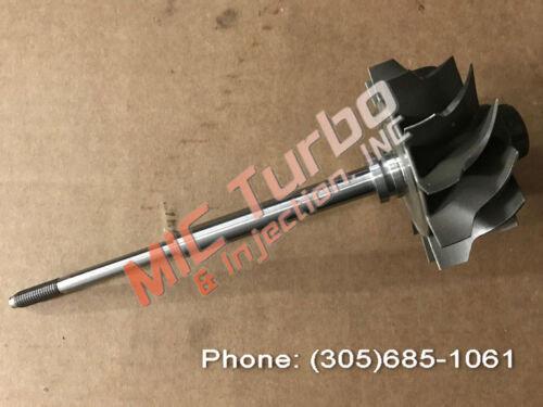 HE561Ve TURBINE WHEEL SHAFT EXHAUST FOR CUMMINS ISX 3593822 Turbo Turbocharger