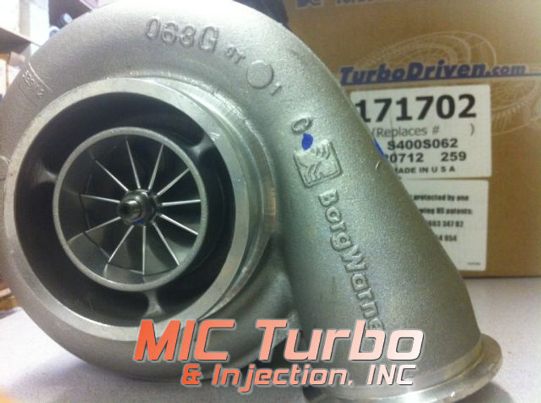 Borg Warner S475 S400 Turbocharger